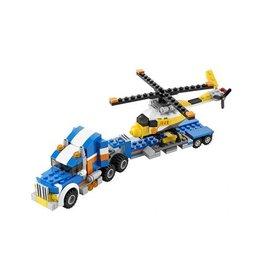 LEGO 5765 Vrachtwagen transporter CREATOR