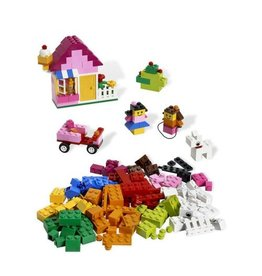 LEGO 5585 Pink brick set JUNIOR CREATOR
