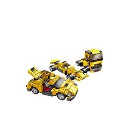 LEGO 4939 Sportwagen - Racewagen - Truck CREATOR
