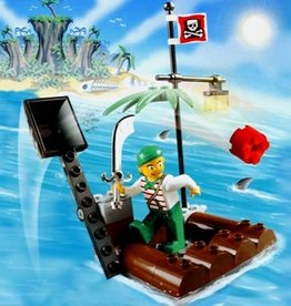 LEGO 7070 Katapult vlot 4JUNIORS