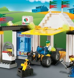 LEGO 4655 Quick Fix Station 4JUNIORS