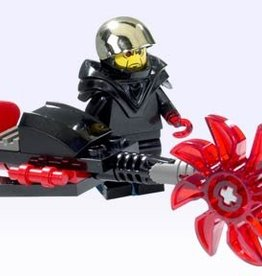 LEGO 4798 Evil Ogel Attack ALPHA TEAM