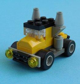 LEGO 7223 Desigerset kleine gele truck DESIGNER SET