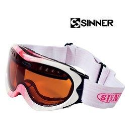 SINNER SKIBRIL MOTION Racing Stripe-Red-DBL