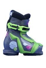 ELAN Skischoenen ELAN U-Flex (Groen/roze) Gebruikt 26.5 (mondo 16.5)