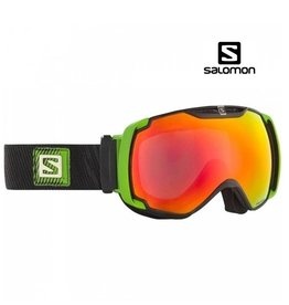 SALOMON SKIBRIL X-TEND Black/univ.mid.red