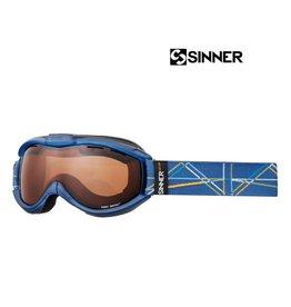 SINNER SKIBRIL TOXIC Mat BLUE
