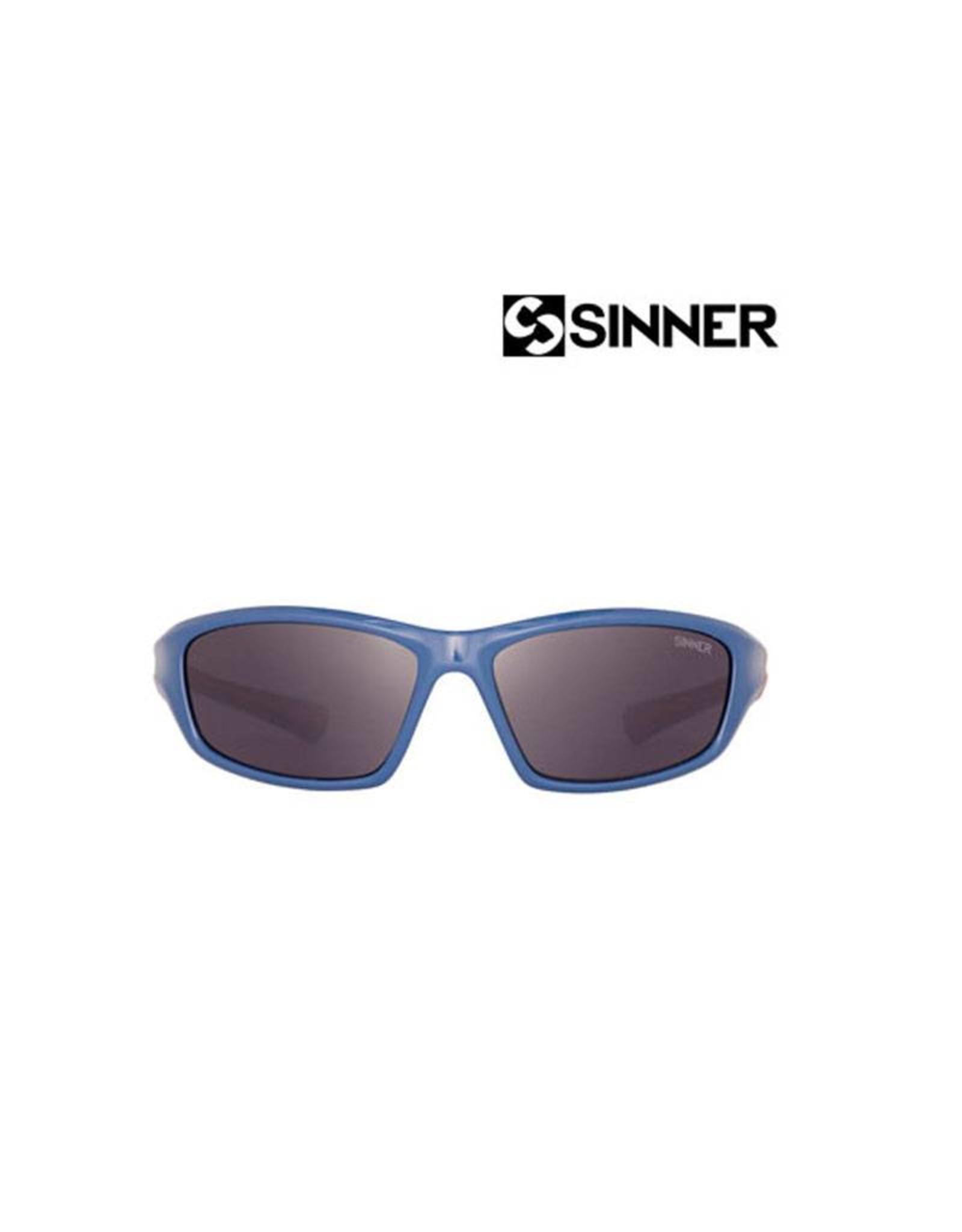 SINNER SINNER OKEMO shiny blue Zonnebril Uni (jr)