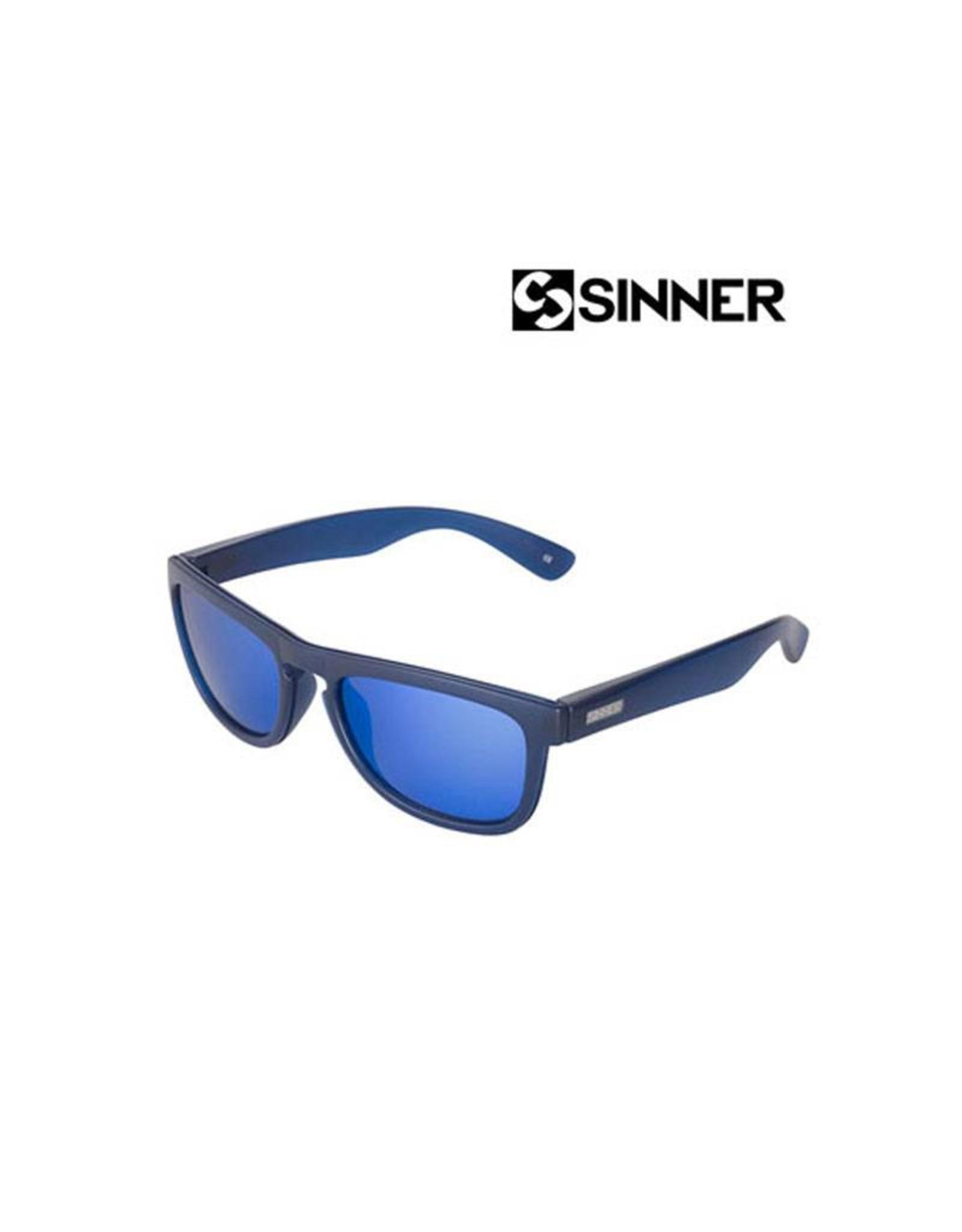 SINNER SINNER RICHMOND Donker blauw revo Zonnebril Uni (jr)