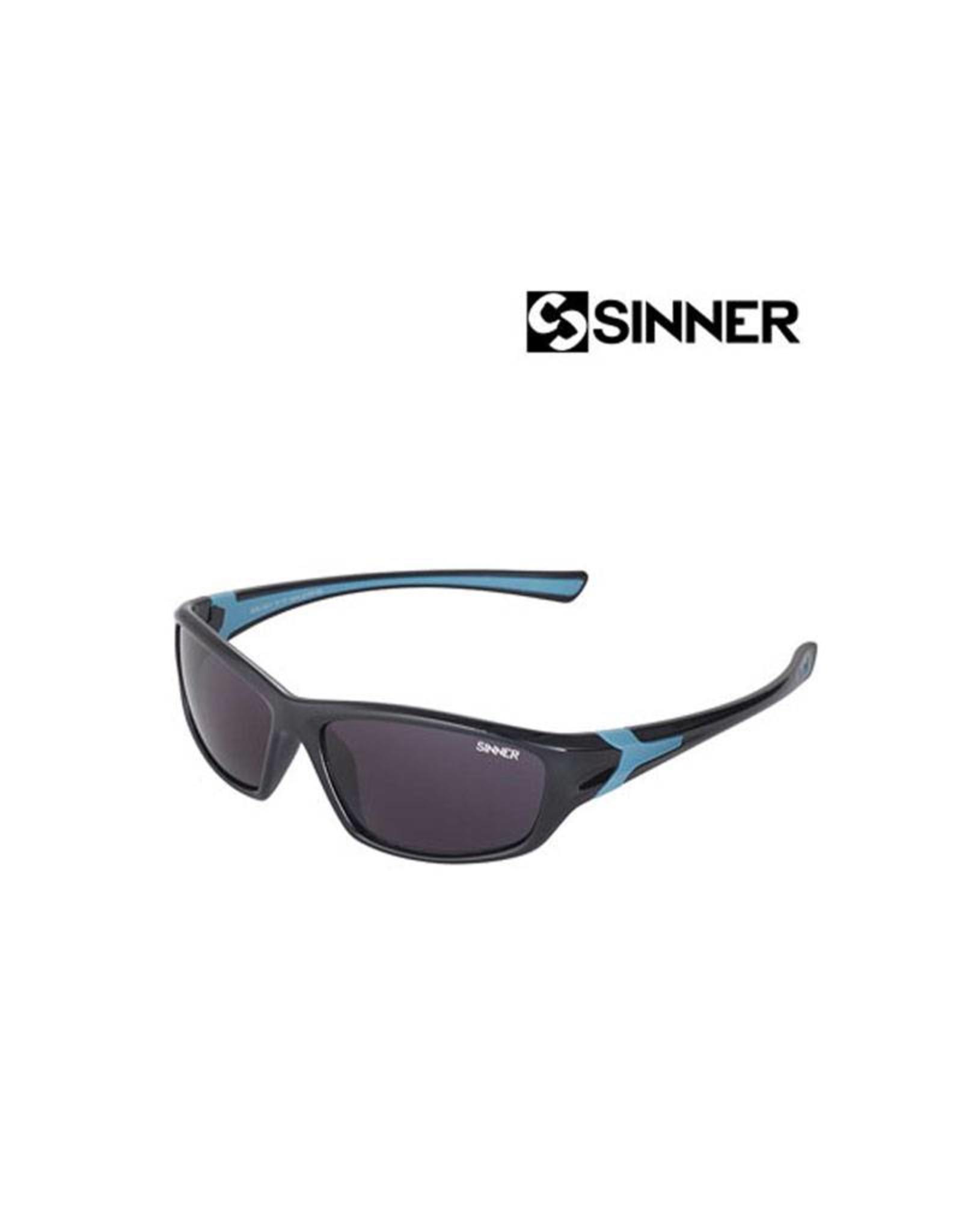 SINNER SINNER OKEMO Shiny Black Zonnebril Uni (jr)