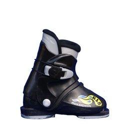 ROSSIGNOL Skischoenen Rossignol R18 Zwart  mt 25.5 Gebruikt