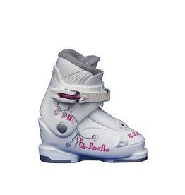 DALBELLO Skischoenen DALBELLO Jade (wit/roze letters) Gebruikt