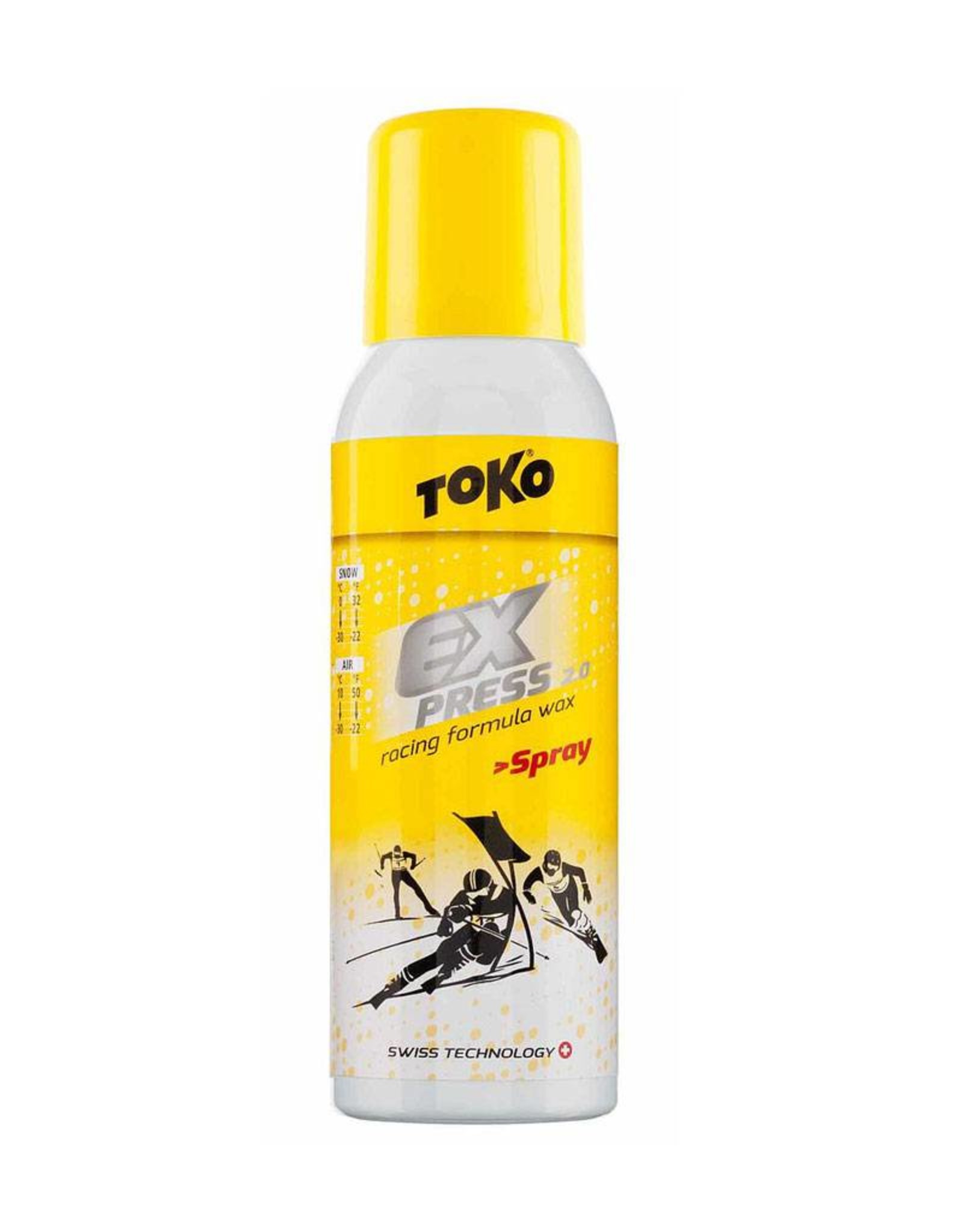TOKO Toko Express Racing Spray 125ml (0 °C / -30 °C)