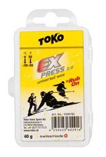 TOKO Toko Express Universal Rub on Wax 40g (0 °C / -30 °C)