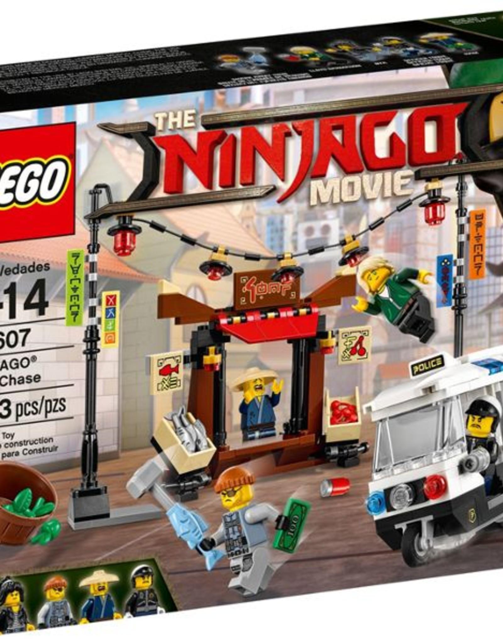 LEGO LEGO 70607 City Chase NINJAGO movie