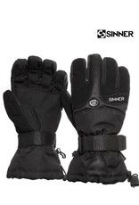 SINNER SINNER HANDSCHOENEN Everest Black