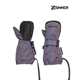 SINNER WANTEN TIMBER UNISEX mitten Multi Color