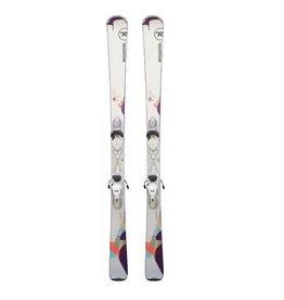 ROSSIGNOL Famous 6LTD Wit/Paars/Roze Ski's Gebruikt