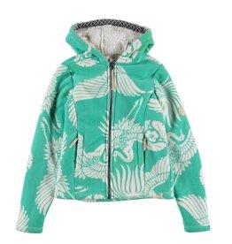 BRUNOTTI CORVY Vest Fleece  Girls Fluo Mint mt 152