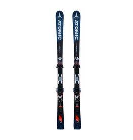 ATOMIC Redster X7 Blauw/Zw/Oranje Ski's Gebruikt