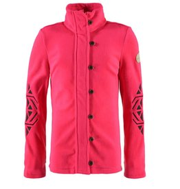 BRUNOTTI NUNKINA Vest Fleece Girls Punck Pink mt 152