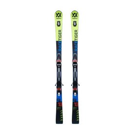VOLKL Racetiger SL 13 Ski's Gebruikt