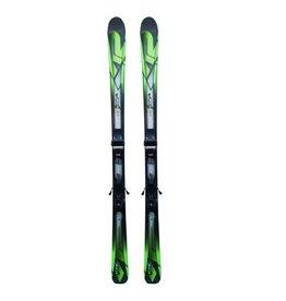 K2 Konic 78Ti Ski's Grijs/Groen Gebruikt