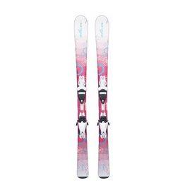 ELAN Sky Ski's Gebruikt Roze/Wit