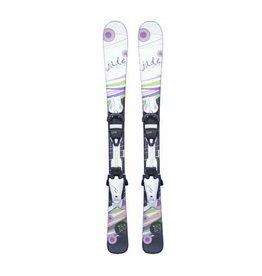 STUF Jade Ski's Gebruikt Groen/Paars/Wit 100cm