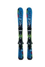 V3 TEC V3 Tec Stuff RCS pro  Blauw/Groen (geel) Ski's Gebruikt