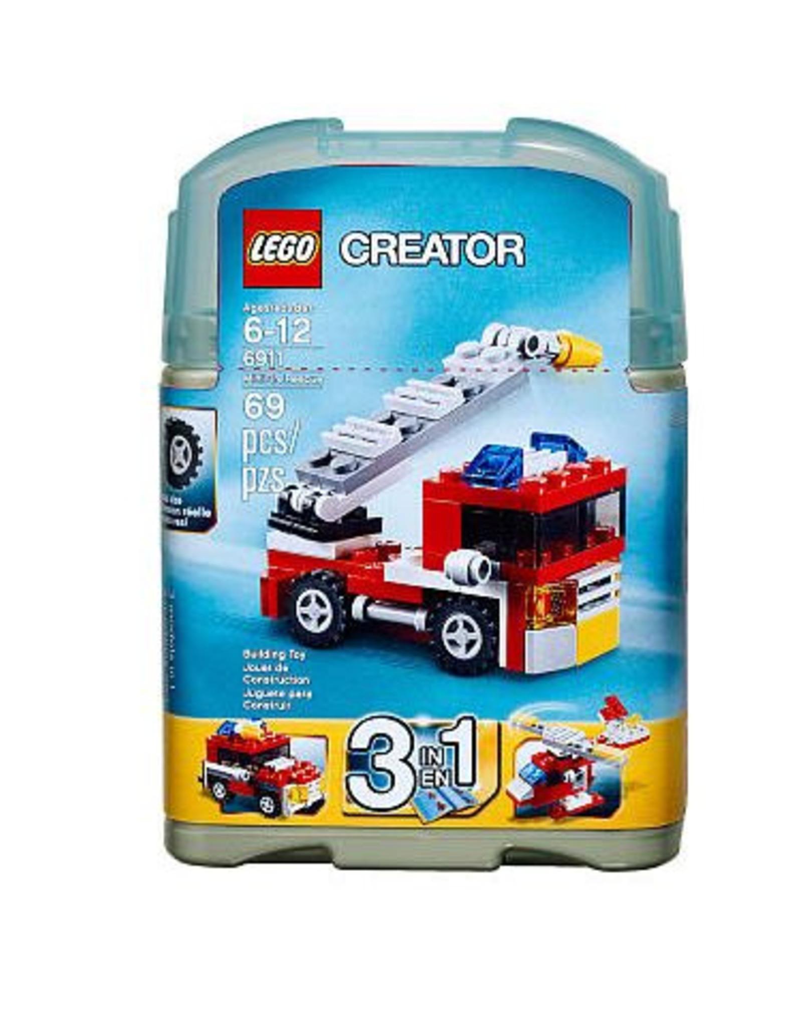 LEGO LEGO 6911 Mini Fire Rescue CREATOR
