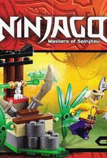 LEGO LEGO 70752 Jungle Trap NINJAGO