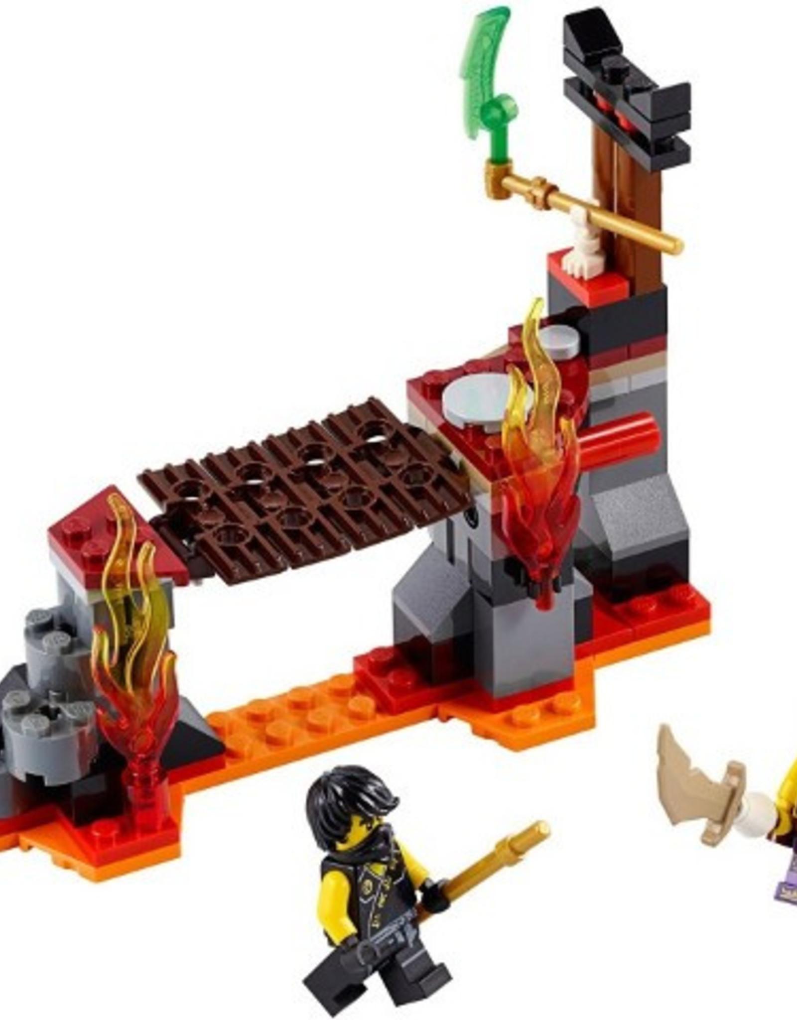 LEGO LEGO 70753 Lava Falls NINJAGO