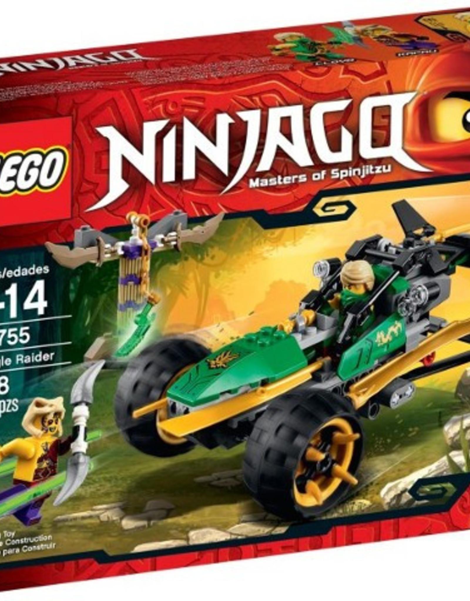 LEGO LEGO 70755 Jungle Raider NINJAGO