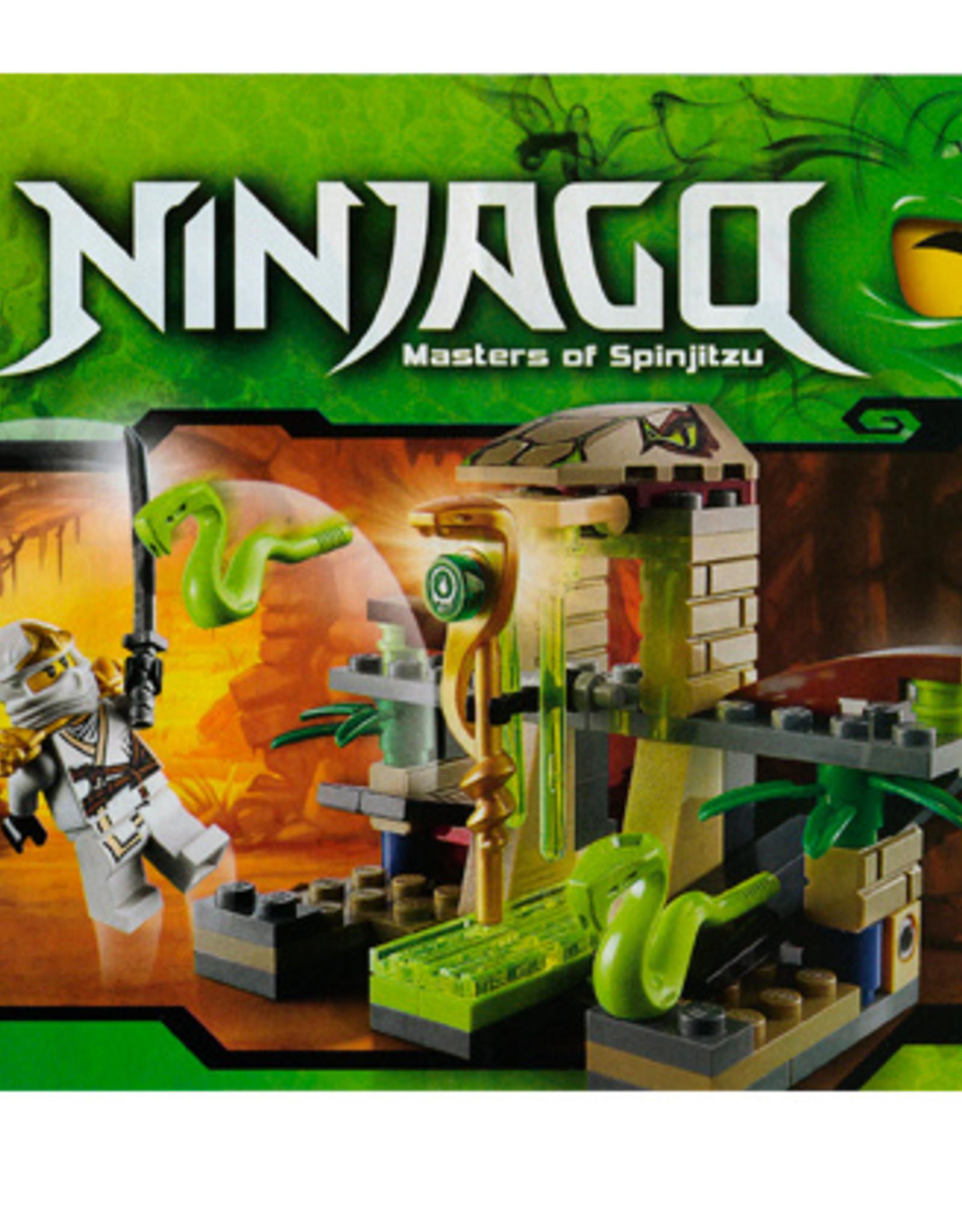 LEGO LEGO 9440 Venomari Shrine NINJAGO