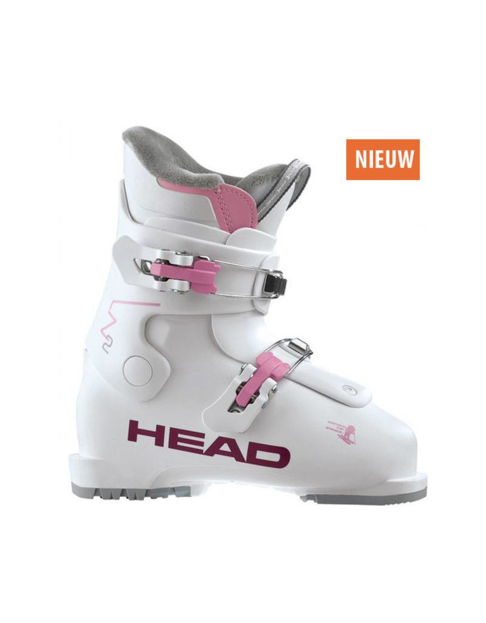 HEAD Skischoenen HEAD Z2 White/Pink NIEUW