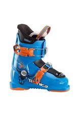 TECNICA Skischoenen TECNICA Cochise JT2-3r Blauw/Oranje Gebruikt