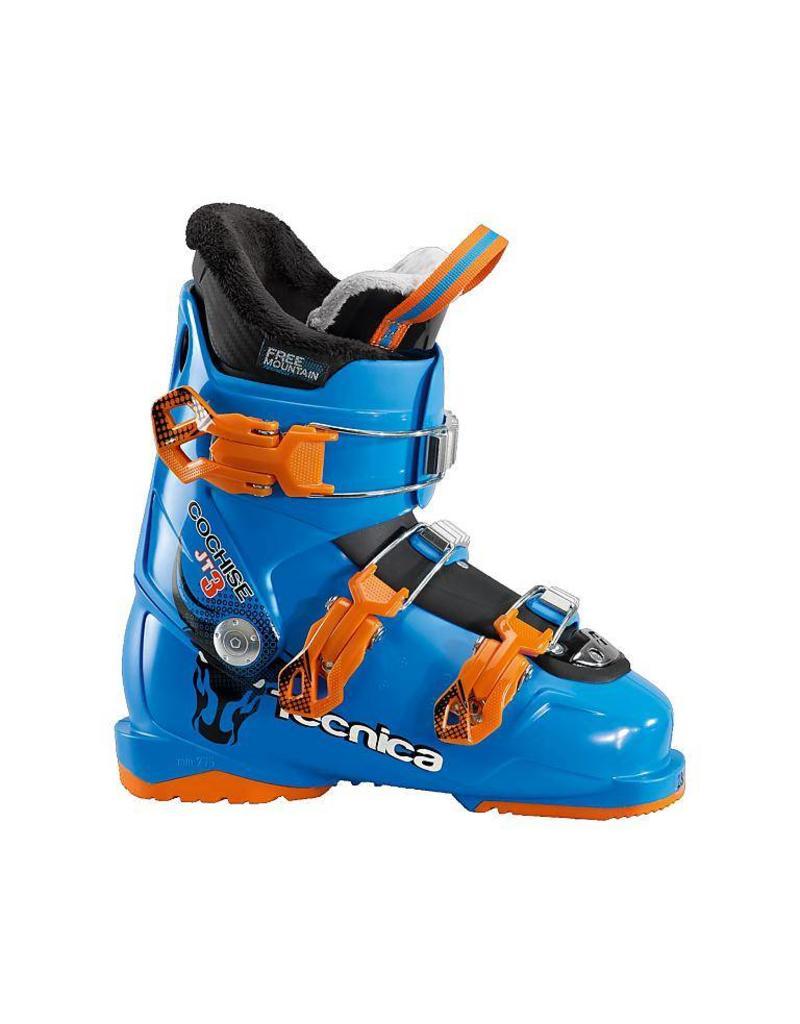 bc31e77b0f8 ... TECNICA Skischoenen TECNICA Cochise JT2-3r Blauw/Oranje Gebruikt