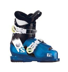 SALOMON Skischoenen SALOMON T 1/2/3  Blauw/Zwart Gebruikt