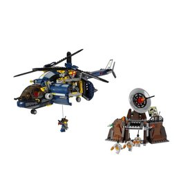 LEGO 8971 Aerial Defense Unit AGENTS