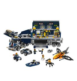 LEGO 8635 Mission 6: Mobile Command Center AGENTS