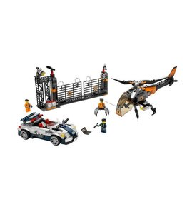 LEGO 8634 Mission 5: Turbo Car Chase AGENTS