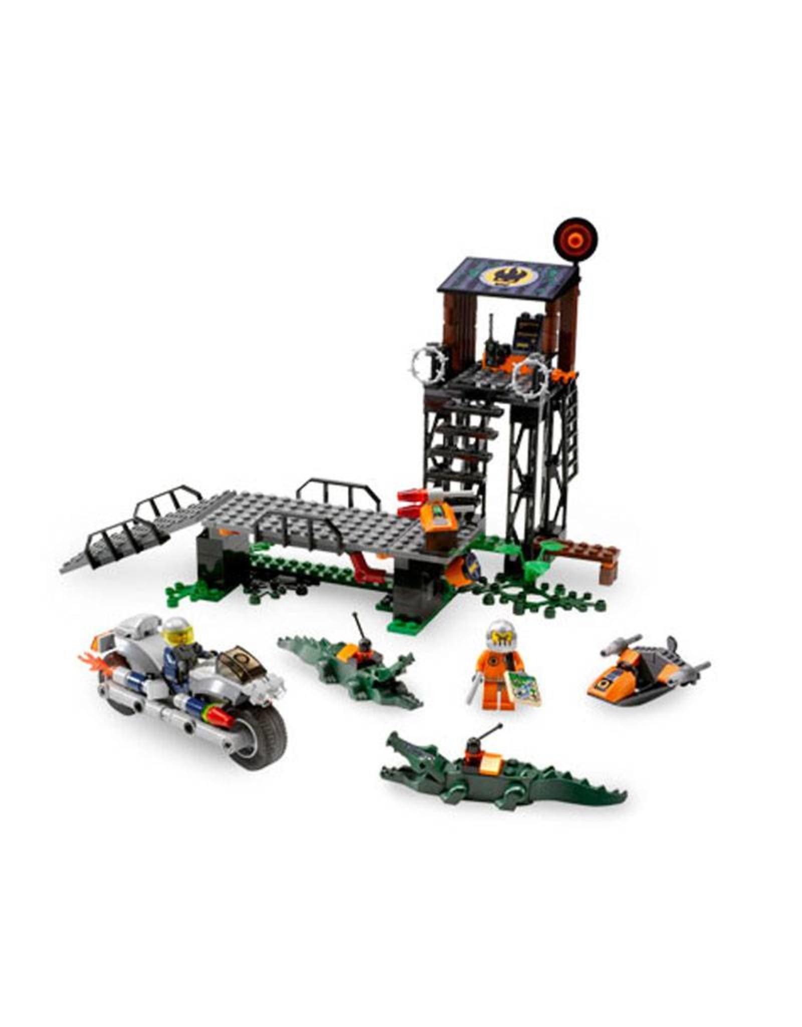 LEGO LEGO 8632 Mission 2: Swamp Raid AGENTS