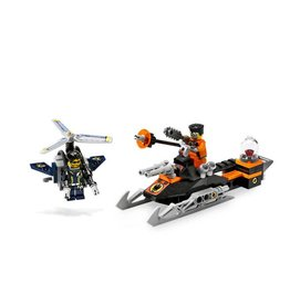 LEGO 8631 Mission 1: Jetpack Persuit AGENTS