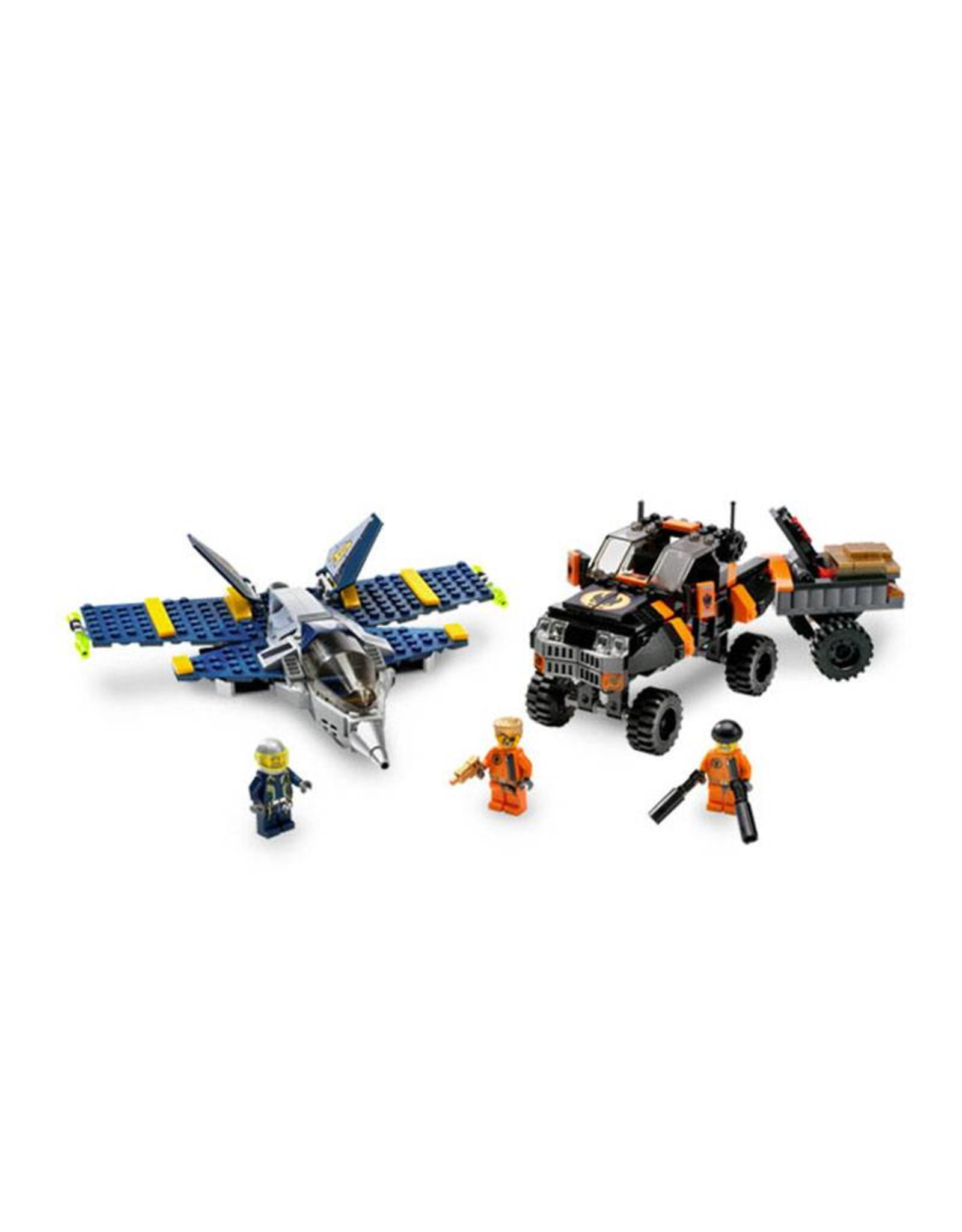 LEGO LEGO 8630 Mission 3: Gold Hunt AGENTS