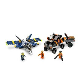 LEGO 8630 Mission 3: Gold Hunt AGENTS