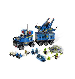 LEGO 7066 Earth Defense HQ ALIEN CONQUEST