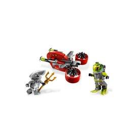 LEGO 8057 Slag bij het scheepswrak ATLANTIS