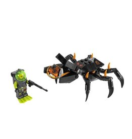 LEGO 8056 Monster Crab Crash ATLANTIS