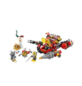 LEGO 7984 Deep Sea Raider ATLANTIS